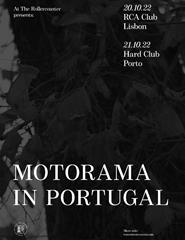 MOTORAMA  + PLOHO| RCA Club