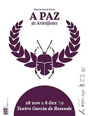 A PAZ DE ARISTÓFANES