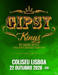 GIPSY KINGS BY ANDRÉ REYES - COLISEUS