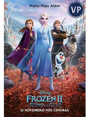 FROZEN II - O REINO DO GELO (VP)