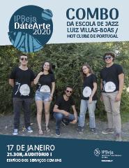 IPBeja DáteArte 2020 – COMBO – Escola de Jazz Luiz Villas-Boas/HCP