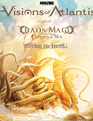 VISIONS OF ATLANTIS - LISBOA (c/ Chaos of Magic + Morlas Memoria)