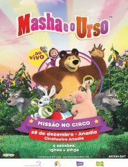 Masha e o Urso - O Musical