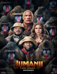Jumanji: O Nível Seguinte ---------------- 3D