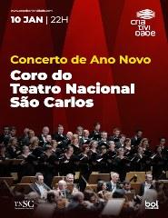 CORO DO TEATRO NACIONAL SÃO CARLOS
