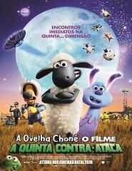 Cinema | A OVELHA CHONÉ: A QUINTA CONTRA-ATACA