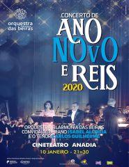 Concerto de Ano Novo e Reis 2020