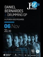 Caldas nice Jazz'20 | Daniel Bernardes & Drumming GP