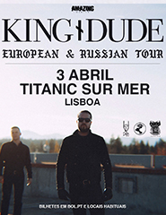 KING DUDE | Lisboa