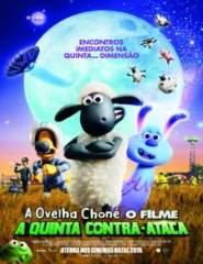 A Ovelha Choné O Filme: A Quinta Contra-Ataca