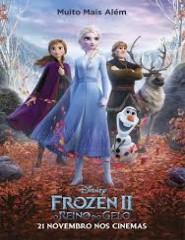 Frozen II: O Reino do Gelo 3D