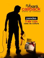 Rui Xará - Callback