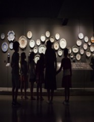 Prato de porcelana| Em Conversa com as Peças