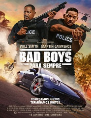 Bad Boys For Life 15H00-17H30-21H40-00H10