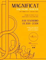 Magnificat - Concerto Estreia de Coimbra VOCAL