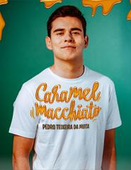 """""""CARAMEL MACCHIATO"""" Pedro Teixeira da Mota"""
