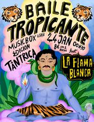 Baile Tropicante con La Flama Blanca *03240120*
