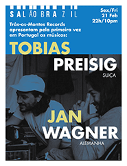 Tobias Preising + Jan Wagner