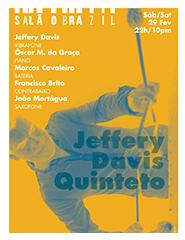 Jeffery Davis Quinteto