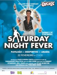 Saturday Night Fever - O Musical