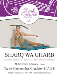 Festival Al-Mutamid com Sharq Wa Gharb