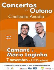 Camané & Mário Laginha - Concertos de Outono