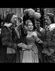 Lana Turner, de Hollywood | The Three Musketeers