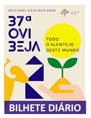 37ª Ovibeja 2020 - Bilhete Diário