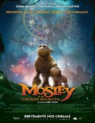 Mosley e a Cidade Secreta - VP