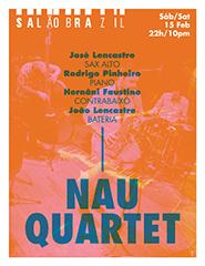 NAU Quartet | Lencastre / Pinheiro / Faustino / Lencastre
