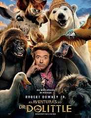AS AVENTURAS DE DR. DOLITTLE (VP) #17H15