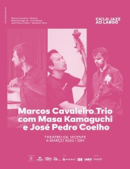 MARCOS CAVALEIRO TRIO