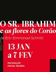 O SR. IBRAHIM E AS FLORES DO CORÃO