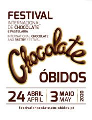 Festival Internacional de Chocolate de Óbidos - 2020