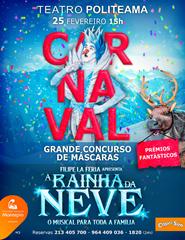 A Rainha da Neve - O Musical - ESPECIAL CARNAVAL