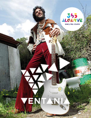 Ventania Music & Food Experience - Portimão - Bilhete Completo