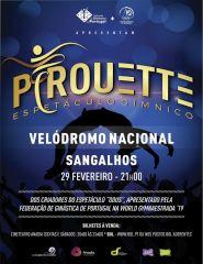 Pirouette: Espetáculo Gimnico