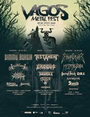 Vagos Metal Fest 2020 | 1 Agosto