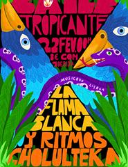 Baile Tropicante con La Flama Blanca y Ritmos Cholulteka *03220220*