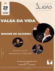 """Simone de Oliveira """"A Valsa da Vida"""""""