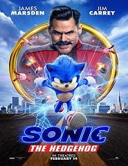 Sonic: O filme (VP)  #11h|13h|15h10|17h20|19h30