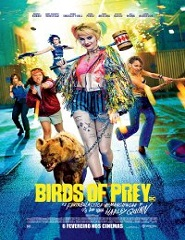 Birds Of Prey #14h50|17h10|21h50|00h10