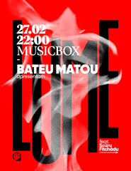 "Bateu Matou apresentam ""Lume"" *02270220*"