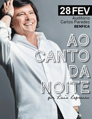 Luís Represas - Ao Canto da Noite - Dia 28