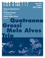 Quatranna/Grossi/Melo Alves