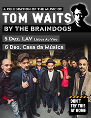 The Music Of Tom Waits by The Braindogs