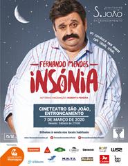 """""""Insónia"""" com Fernando Mendes"""