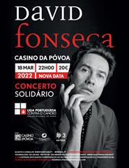 David Fonseca - Concerto a favor da Liga Portuguesa Contra o Cancro
