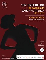 10º Encontro de Escolas de Dança Flamenca do Norte