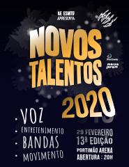 Novos Talentos 2020
